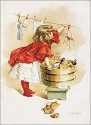 Pranje pralnih plenic