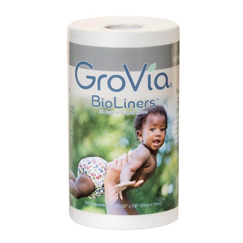 Liner – plenične predloge GroVia BioLiners – 200 kosov