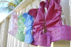 pralne plenice sušenje zunaj