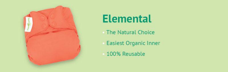Bumgenius elemental pralne plenice