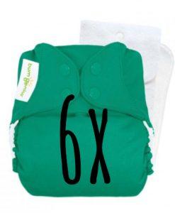 Paket 6 pralnih plenic BumGenius Original 5.0
