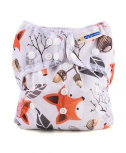 Pralna plenica Mother ease Wizard Duo Foxy