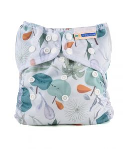 Pralna plenica Mother ease Wizard Duo Orchard