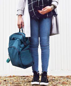 Podloge, torbe, robčki, kreme in podaljški