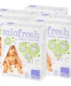 Prašek za osvežitev pleničk Bambino Mio MioFresh