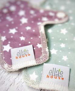 Pralni vložki Ella's House - preizkusni paket vseh treh velikosti