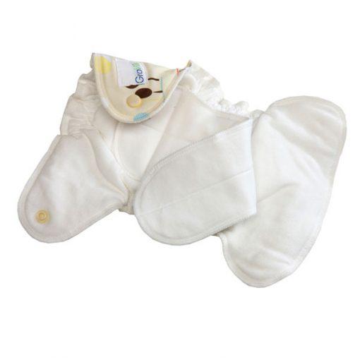 Pralna plenica GroVia Aio Newborn