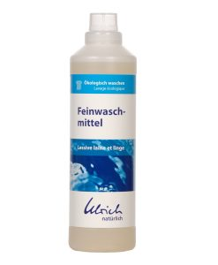Pralni detergent za volno in svilo Ulrich Naturlich 500ml