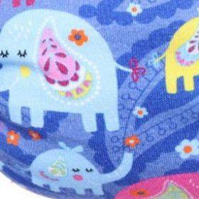 Elephants (blue)