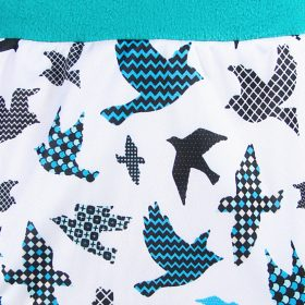 Turquoise Birds