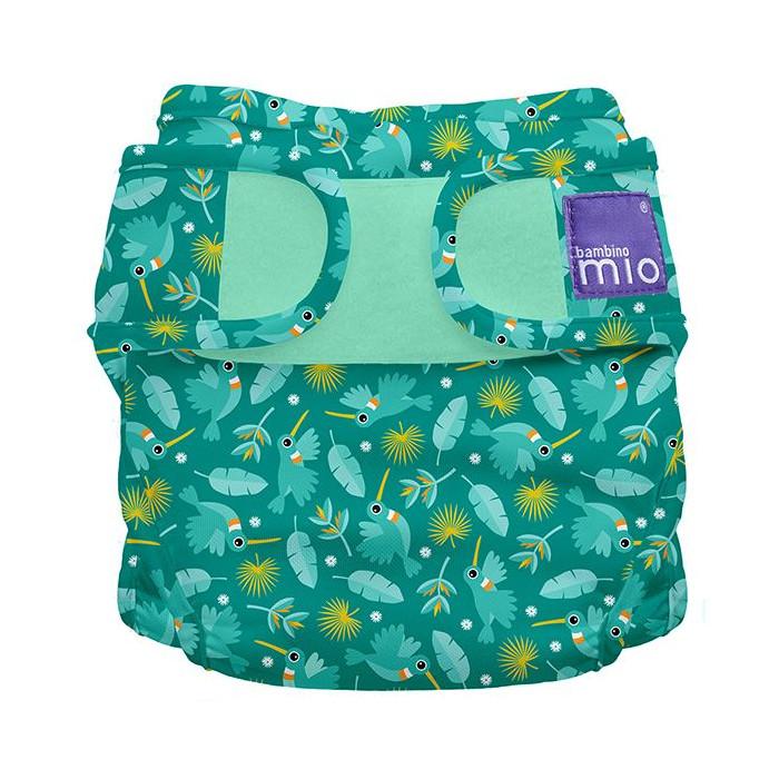 Pralna plenica BambinoMio MioSoft 1 (pod 9kg)