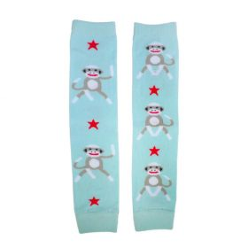 Sock Monkey Blue