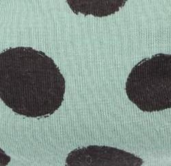 Black Dots Khaki