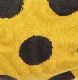 Black Dots Mustard
