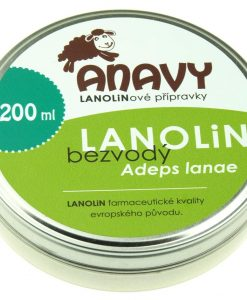 Lanolin Anavy 200ml - 100% lanolin