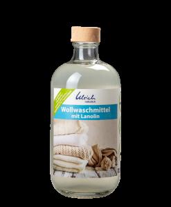 Ulrich Pralni detergent za volno in svilo z lanolinom 500ml